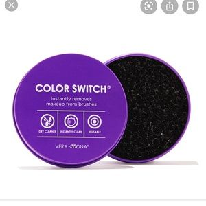 ‼️NEW‼️Color switch makeup brush cleaner